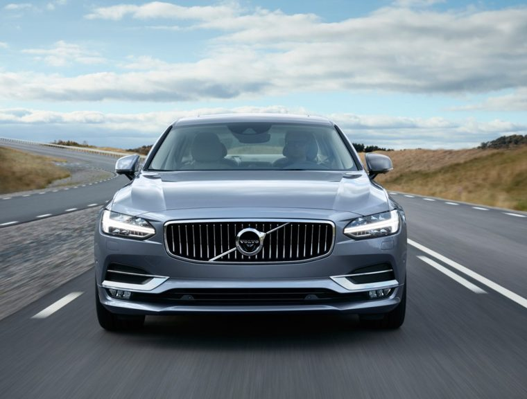 The 2017 Volvo S90 is the Swedish automaker's new flagship sedan and it carries a starting MSRP of $46,950