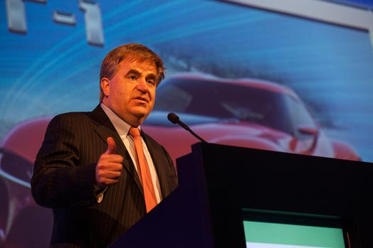Bob Carter expects Toyota sales to plateau for next two years