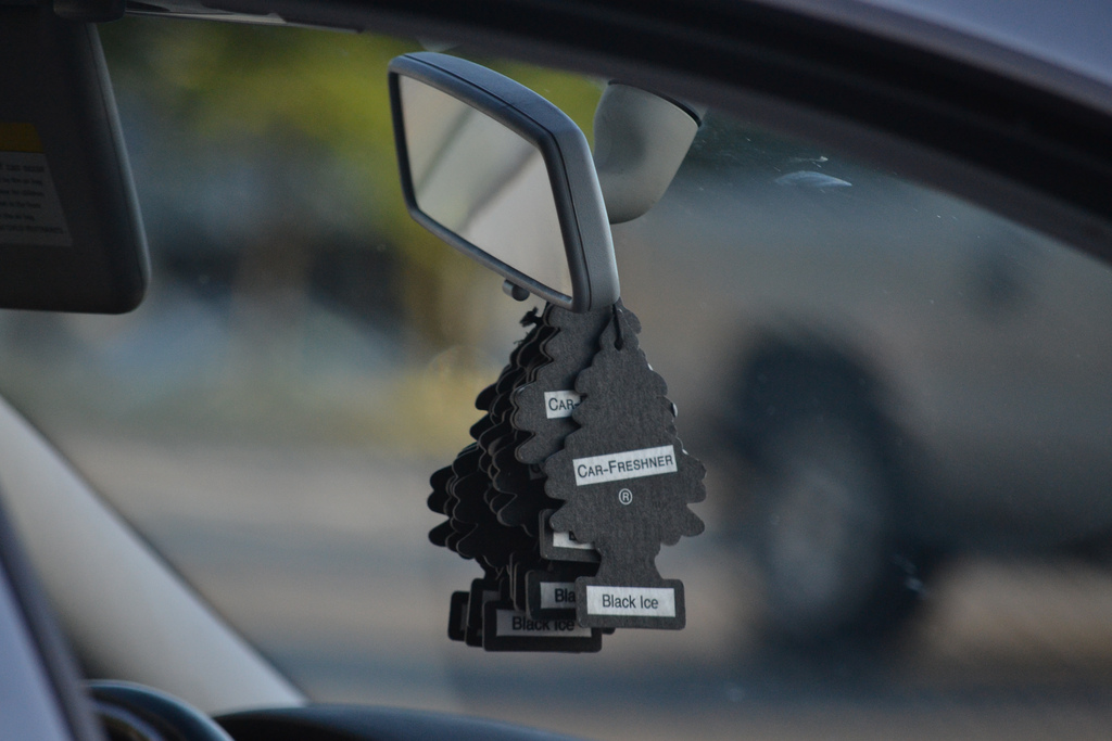 12 Unique Things To Hang From Your Car S Rearview Mirror