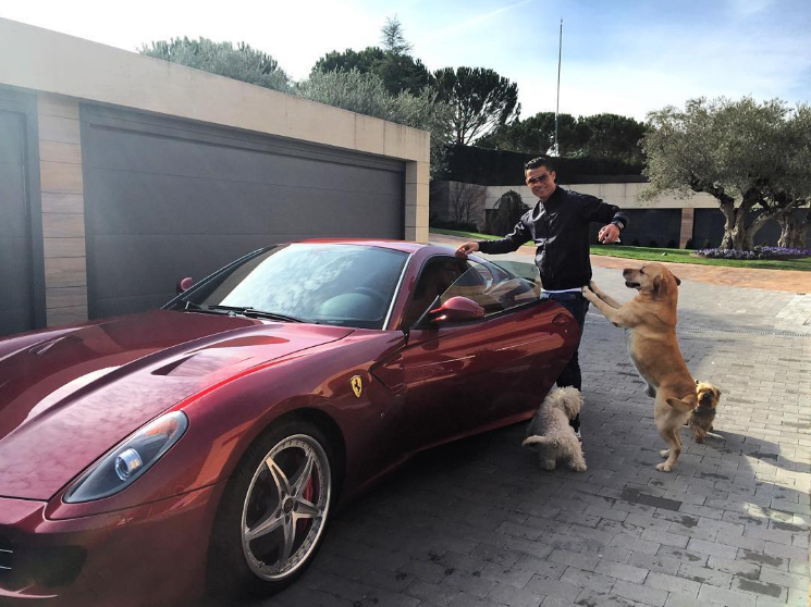 Here are 5 of the most luxurious and expensive cars owned by soccer superstar Cristiano Ronaldo