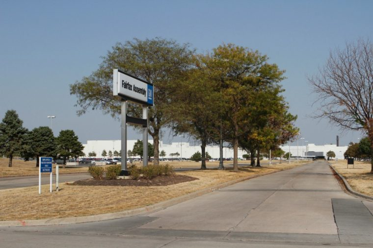 General Motors Fairfax Assembly in Kansas City, Kansas