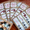 Famous 500 racing card game speed cards