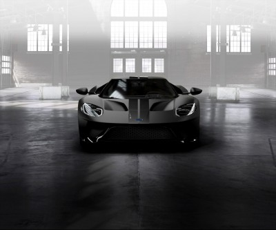 Ford GT Alloy Stripes