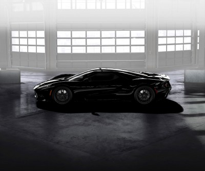 Ford GT Shadow Black
