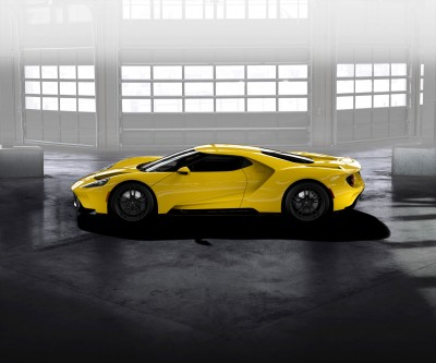 Ford GT Triple Yellow