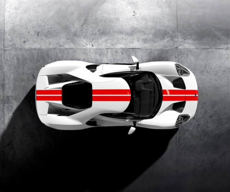 Online applications are now being accepted for the right to own the upcoming Ford GT supercar
