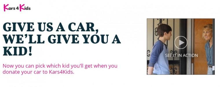 kars 4 kids car donation kars4kids for at donate a