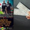 Limp Bizkit Sunoco Dayton Ohio Wayne Ave 4-20 concert poster and tickets