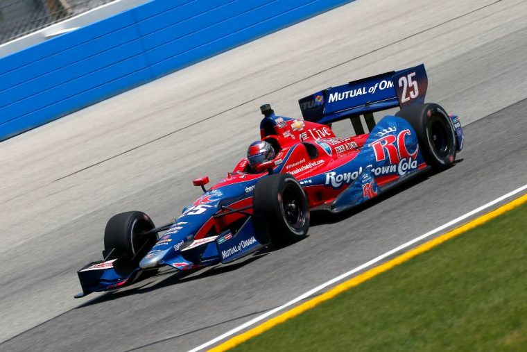 Mario Andretti IndyCar racing