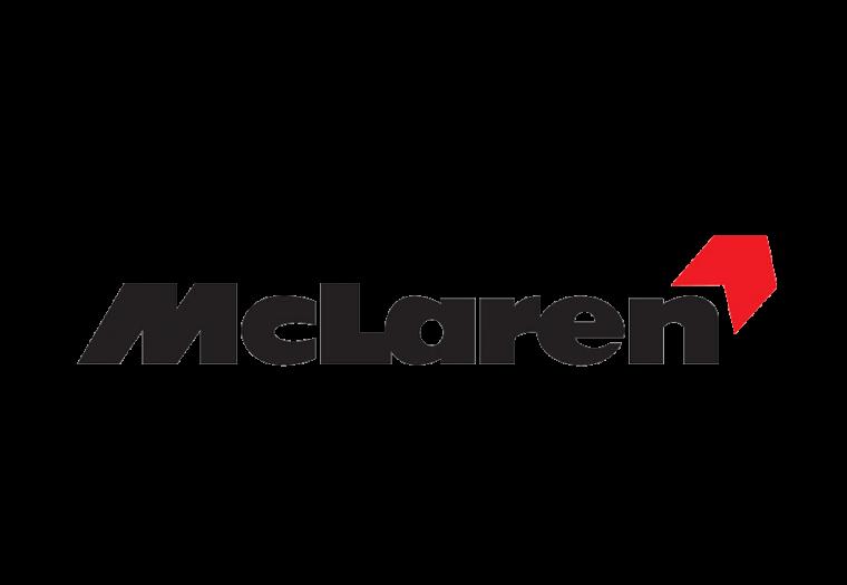 McLaren International logo 1990s