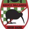 McLaren racing kiwi crest