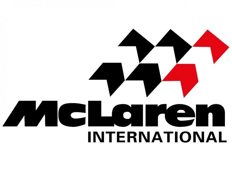Mclaren International logo 1980s