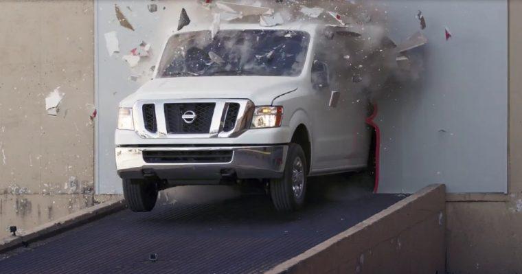 Nissan NV Cargo Van