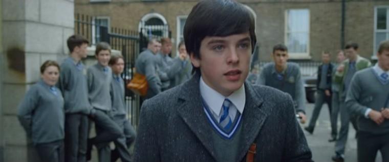 Ferdia Walsh-Peelo as Connor in <em>Sing Street</em>