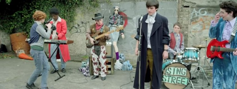Connor's band, Sing Street