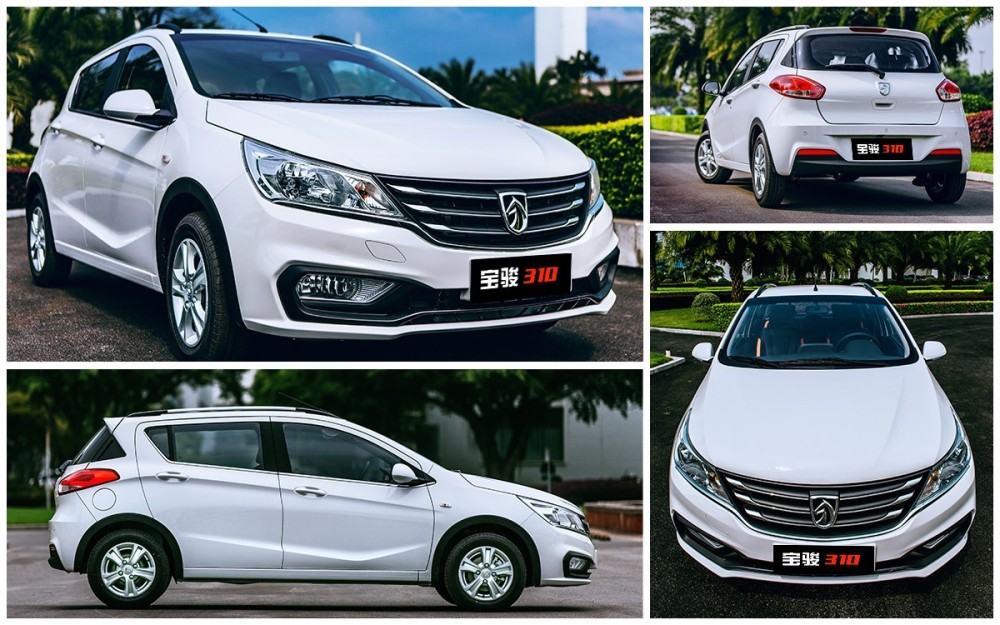 [PHOTOS] New General Motors Hatchback Debuts in China ...
