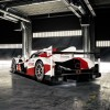 Toyota TS050 Hybrid WEC Race Car