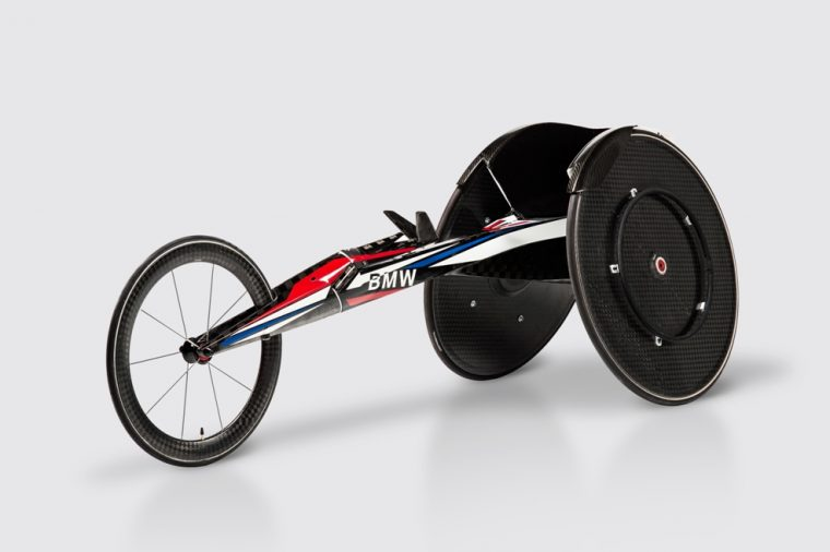 BMW Racing Wheelchair Rio 2016