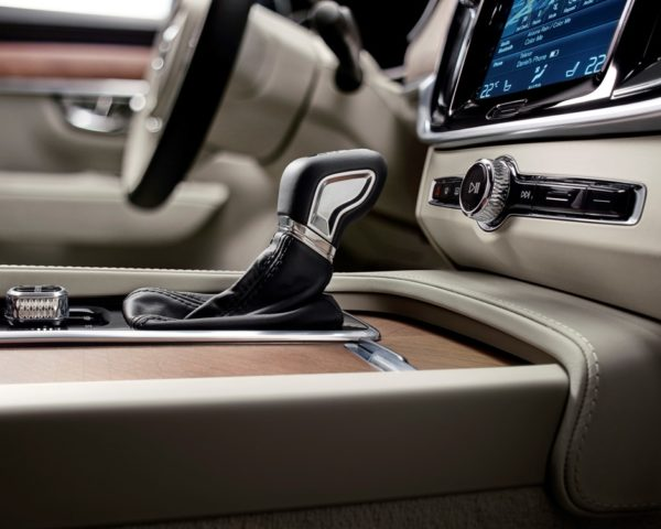 2017 Volvo S90 Overview The News Wheel
