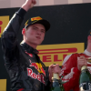 2016 Spanish Grand Prix - Verstappen Fist Pump