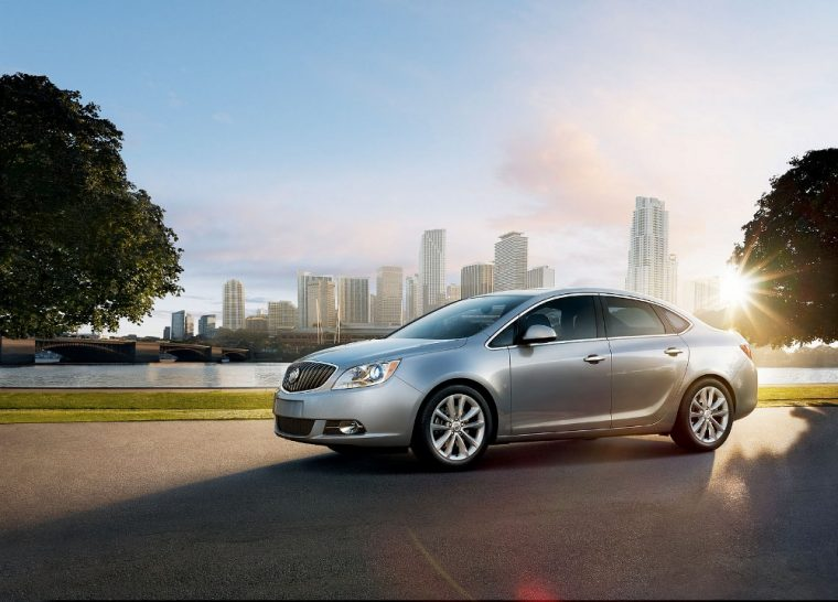 Automotive News has reported the Buick Verano compact sedan will be discontinued following the 2017 model year