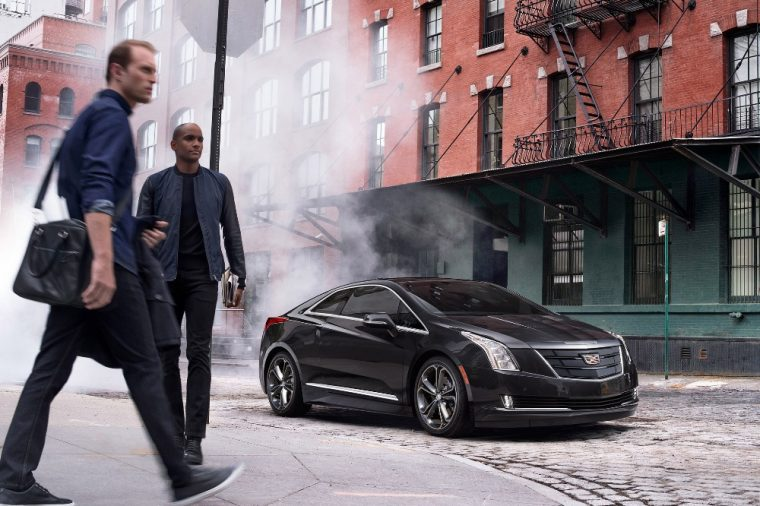 The Cadillac luxury brand recently ended production of the ELR coupe for good