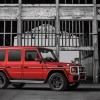 Baseball star Matt Kemp needed to add a unique touch to his Mercedes G-Wagen, so he added Gianelle Santo 2SS 24-inch wheels
