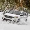 2017 Kia Sorento in Snow