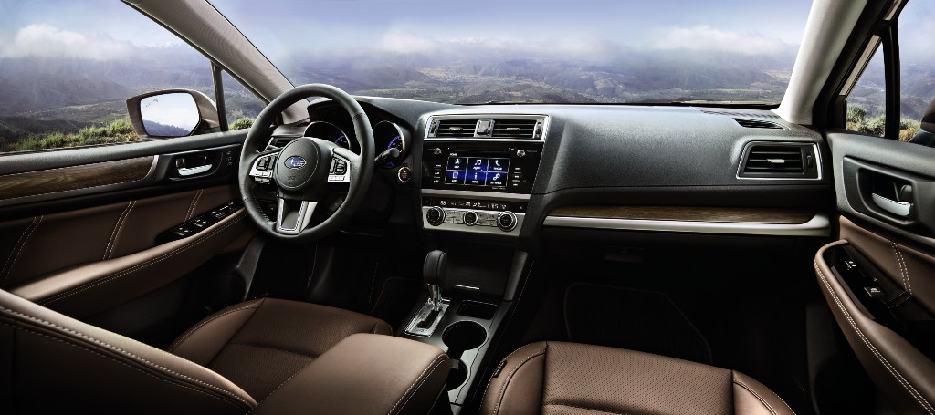 2017 Subaru Outback, Legacy Debut with New Trims | The ...