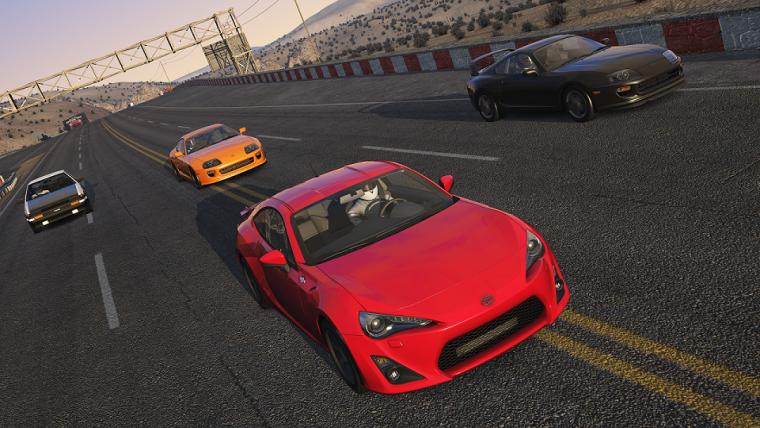 Toyota AE86, Toyota GT86, and Toyota Supra