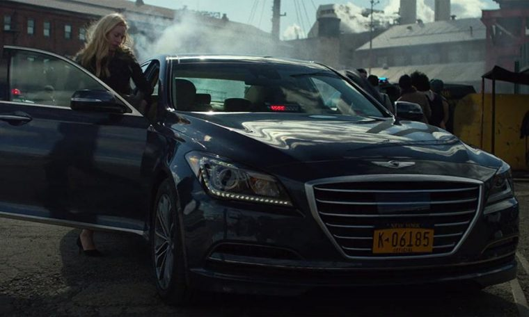 Hyundai Genesis Netflix Jessica Jones