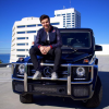 These five rich and famous celebrities all own Mercedes-Benz G-Wagen SUVs