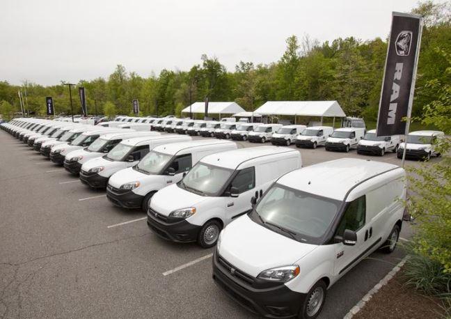 Ram ProMaster City Van Dealer Drive-Away