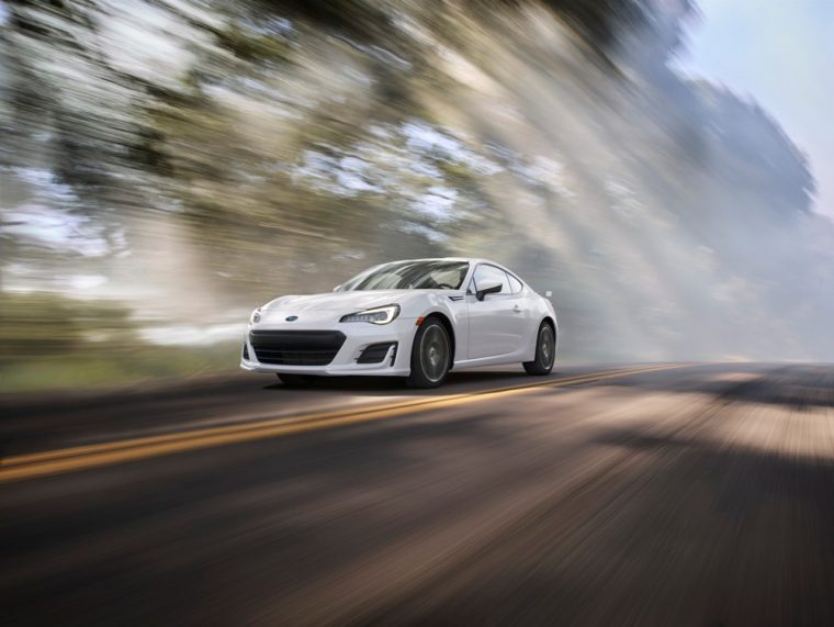 The 2017 Subaru BRZ will be offered with a new Performance Package, additional horsepower, and an updated exterior design