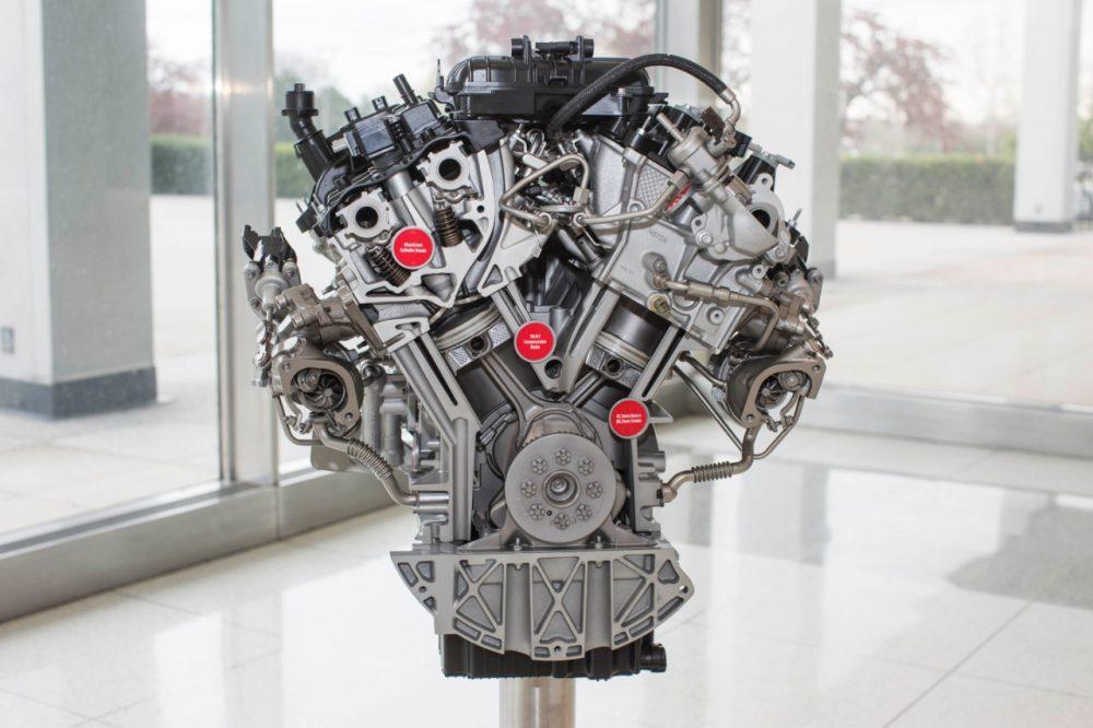 Second-generation 3.5-liter EcoBoost engine 2017 Ford F-150 | Ford F-150 Hybrid 3.5-liter V6 rumor
