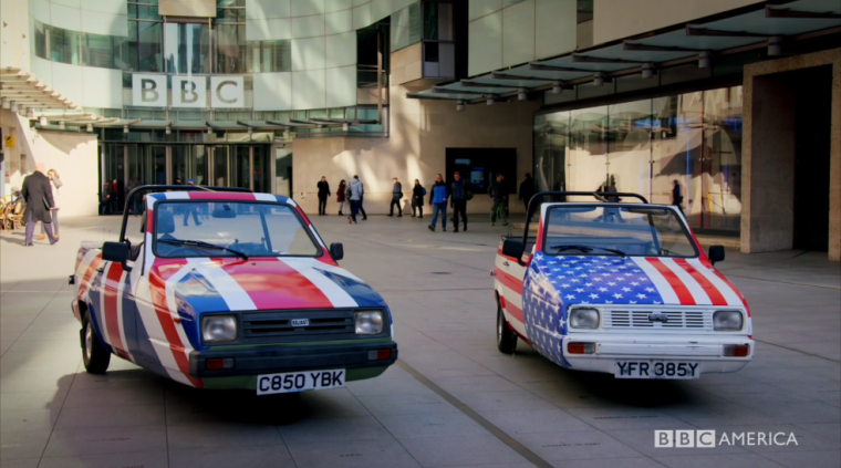 Top Gear Episode One
