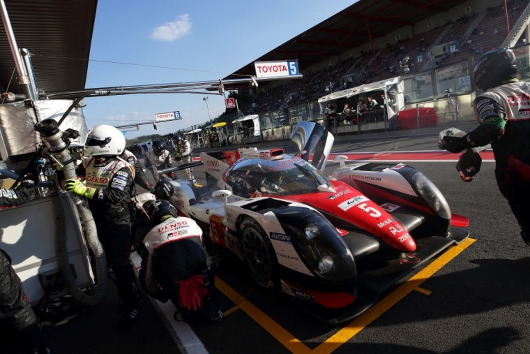 Toyota Gazoo Racing 6 Hours of Spa-Francorchamps