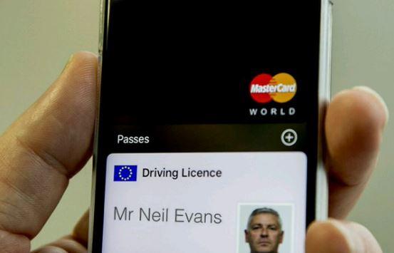 UK Digital Driver'sLicense