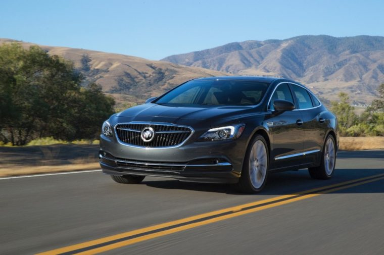 The restyled 2017 Buick LaCrosse will carry a starting MSRP of $32,990 and will be available at US dealerships in July
