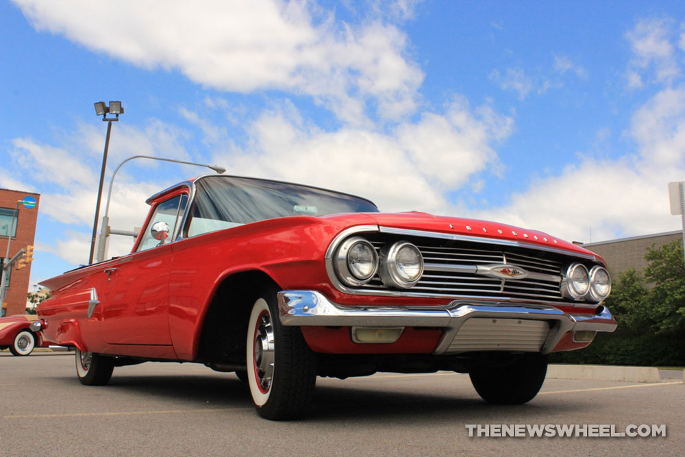 Classic Car Profile Chevrolet El Camino The News Wheel