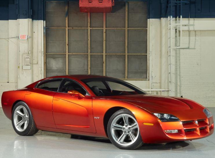 1999 Dodge Charger Concept Car