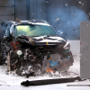 """The 2016 Hyundai Tucson was the only small SUV tested by the IIHS to earn a """"Good"""" rating for passenger safety in the challenging small-overlap test"""