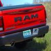 2016 Ram Rebel Mopar Edition Rear Badging
