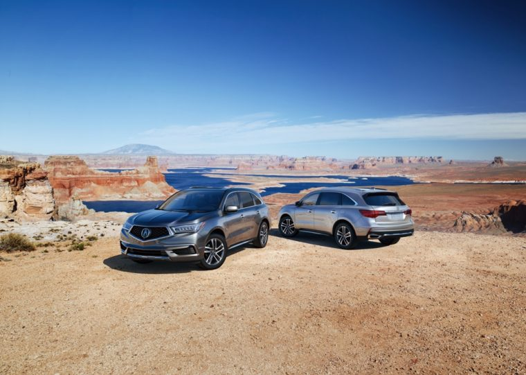 The 2017 Acura MDX will go on sale in the US tomorrow and will feature a starting MSRP of $43,950