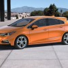 The official starting MSRP of the 2017 Chevy Cruze hatchback will be $22,190