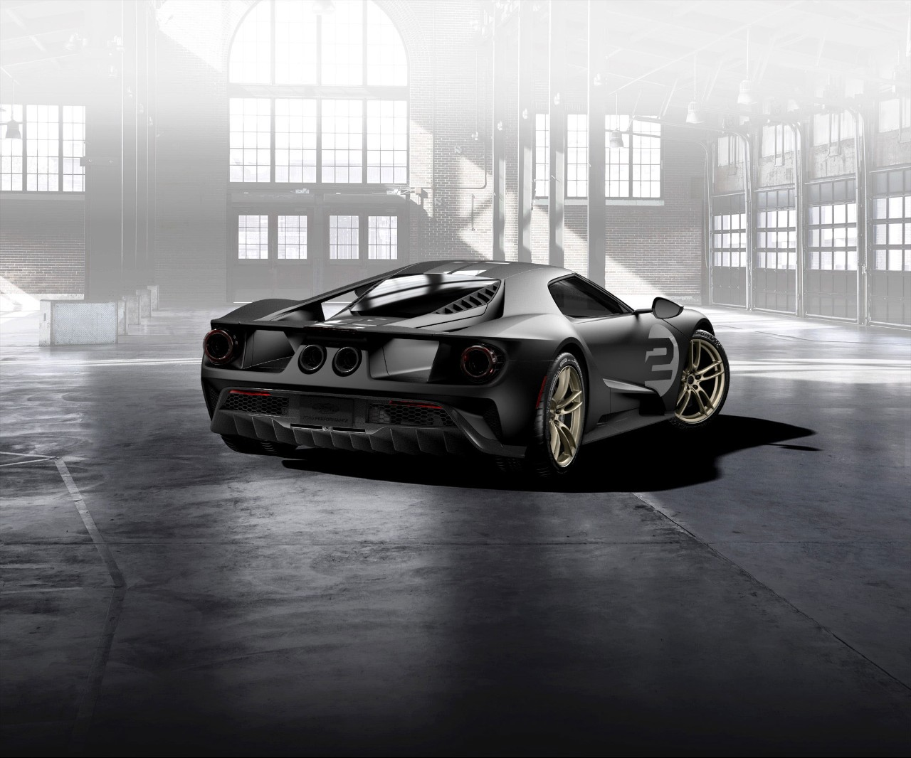 Photos  Ford Gt  Heritage Edition Honors Le Mans History The News Wheel