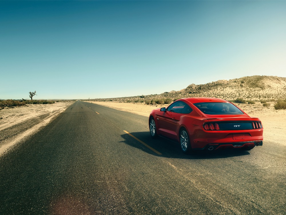 2017 ford mustang overview the news wheel. Black Bedroom Furniture Sets. Home Design Ideas