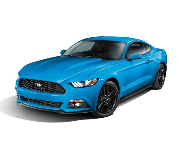 2017 Ford Mustang Overview - The News Wheel