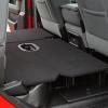 2017 Ram Power Wagon Folded Rear Seats