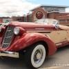 Buffalo Transportation Pierce Arrow Museum classic car TNW stock